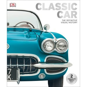 Book - Classic Car - The Definitive Visual History