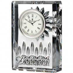 WATERFORD Lismore Small Clock, Style #107752