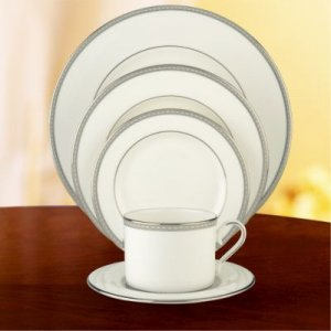 "LENOX ""Murray Hill"" 5 pc. Place Setting, Style #6229942"
