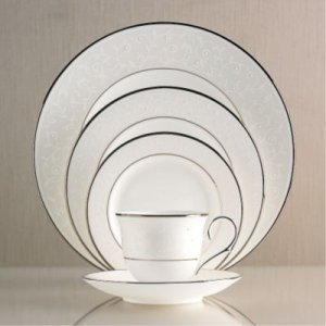 "LENOX ""Opal Innocence"" 5 pc. Place Setting, Style #6140990"