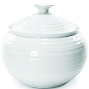 """SOPHIE CONRAN """"White"""" Casserole, Covered 4.5 pt., Style #422285"""