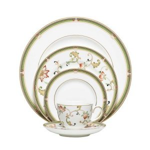 "WEDGWOOD ""Oberon"" 5 pc. Place Setting, Style #0011660231"