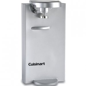 Cuisinart Can Opener, brushed chrome Style #CCO40BC