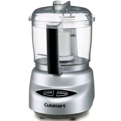 Cuisinart Mini-Prep® Plus Processor, brushed chrome Style #DLC2ABC