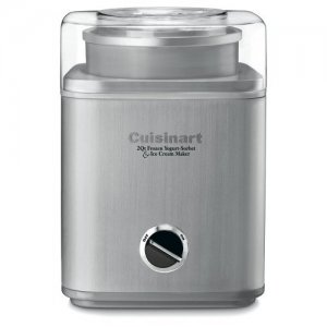 Cuisinart Pure Indulgence™ 2 Qt. Frozen Yogurt-Sorbet & Ice Cream Maker Style #ICE30BC