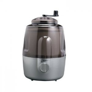 DENI Automatic Ice Cream Maker With Candy Crusher, platinum Style #5210